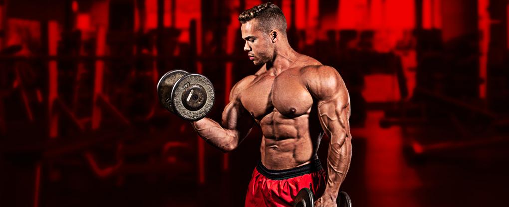 bata doce musculação