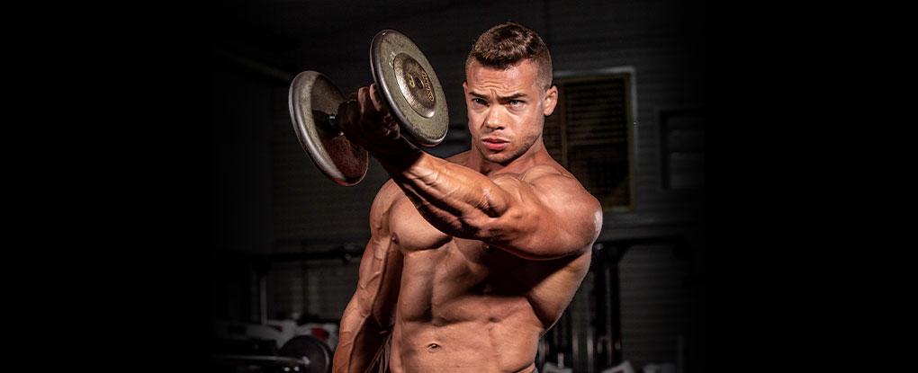 Treino em casa para ganhar massa muscular | Blog Integral - Imagem