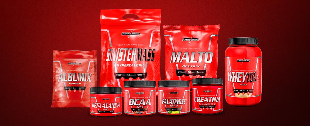 Suplementos para ganho de massa muscular - Blog Integral
