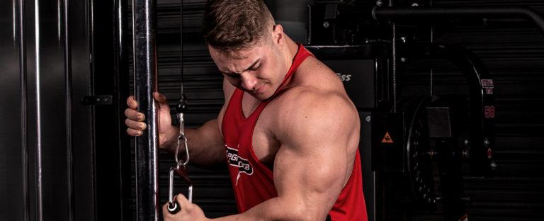 Tríceps Corda: Benefícios, como fazer, dicas e variações   Blog Integral