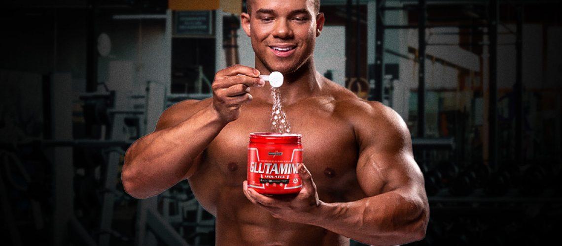 Por que a glutamina é um suplemento fundamental na rotina de um atleta? - Blog Integral